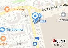 Компания «Кис Кис» на карте