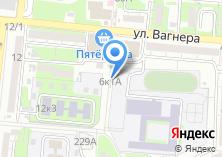 Компания «Продуктовый магазин на Студенческой» на карте