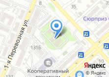 Компания «Севкаспрыбвод» на карте