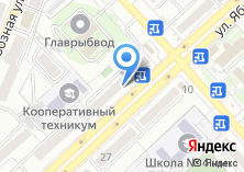 Компания «Мастерская мебели» на карте