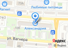 Компания «Кухни Пани Тани» на карте