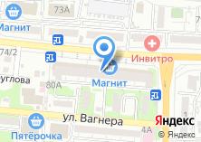 Компания «Apelsin. Travel туристическое агентство» на карте