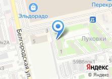 Компания «Левка» на карте