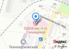 Компания «Детская городская клиническая больница №2» на карте
