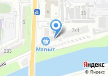 Компания «Служба проката автотранспорта» на карте