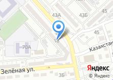 Компания «Декабрь продовольственный магазин» на карте
