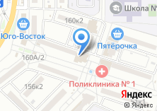 Компания «CLASSный» на карте
