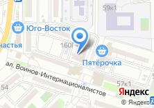 Компания «ПервоПечатник» на карте