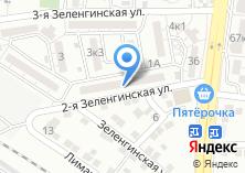 Компания «Клим» на карте