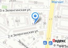 Компания «Эмила» на карте