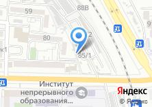 Компания «Служба эвакуации автотранспорта» на карте