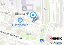 Компания «Фото Элит Студия» на карте
