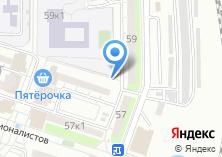 Компания «Наримановский» на карте