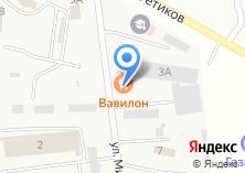 Компания «АстКовка» на карте