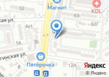 Компания «А.С.Дент Ортодонтический центр» на карте