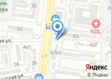 Компания «Айр-Крафт» на карте