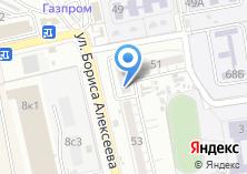 Компания «Приборсервис-Юг» на карте