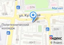 Компания «ГАЗЭНЕРГО» на карте