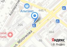 Компания «Серебряный сундучок» на карте