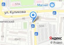 Компания «Юмми» на карте