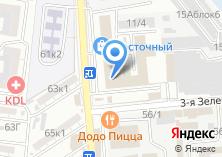 Компания «Авто-мото-деталь» на карте
