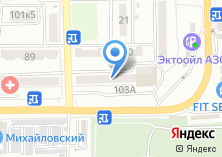 Компания «ФЛЕШКА» на карте