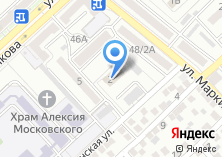 Компания «Болдинская» на карте