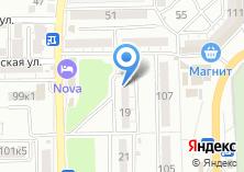 Компания «Астраханский Домостроительный Комбинат» на карте