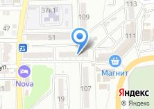 Компания «ТескеТ» на карте