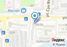 Компания «Люберцы» на карте