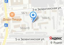 Компания «Термекс» на карте