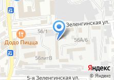 Компания «Шатра» на карте