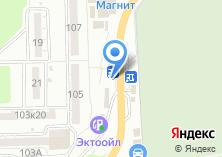 Компания «ЭКБ» на карте