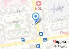 Компания «МагBEER» на карте