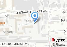 Компания «Оникс-2000» на карте