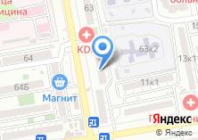 Компания «Все для вашего дома» на карте