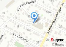 Компания «Астраханский хлеб» на карте