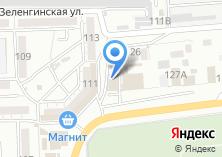 Компания «Магазин велосипедов» на карте