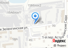 Компания «Нижневолжск-Еврострой» на карте