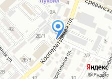 Компания «АвтоБаня» на карте