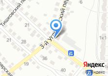 Компания «Хазар» на карте