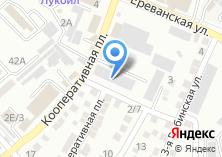 Компания «Вента» на карте
