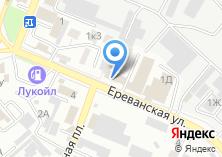 Компания «Орион-СТ» на карте