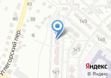 Компания «ЮЮ» на карте
