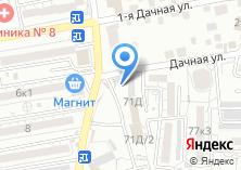 Компания «КулАвто» на карте