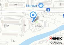 Компания «ПрофиСтар» на карте