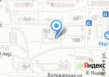 Компания «АстДомСервис» на карте