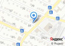 Компания «Эванти» на карте