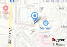 Компания «Сеть магазинов ортопедических изделий» на карте