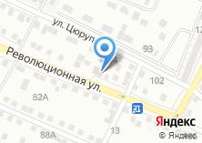 Компания «Авто-форсаж» на карте